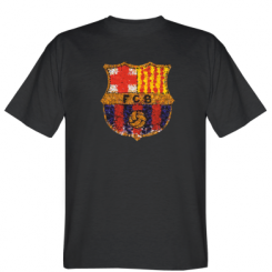 Футболка Barcelona Paint