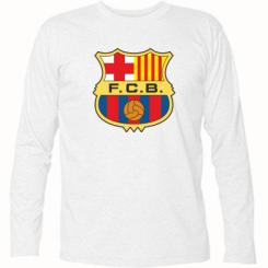 Футболка з довгим рукавом Barcelona