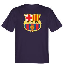 Футболка Barcelona