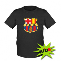 Дитяча футболка Barcelona