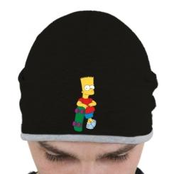 Шапка Bart Simpson