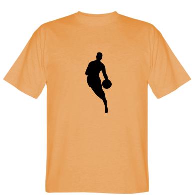 Футболка Basketball Logo