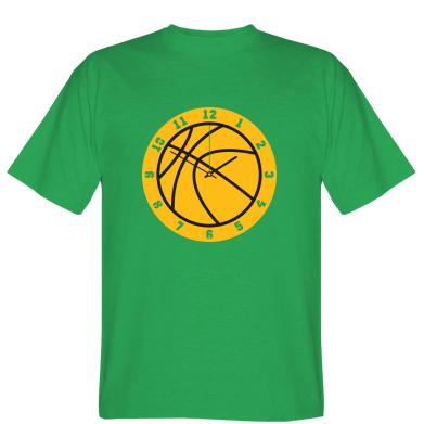 Футболка Баскетбольні годинник