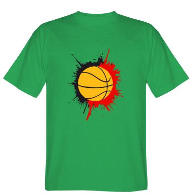 Футболка Баскетбольний м'яч