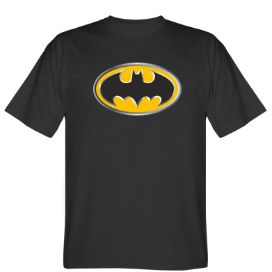Футболка Batman Gold Logo