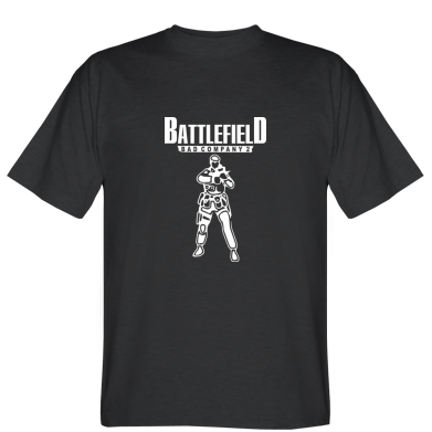 Футболка Battlefield 2