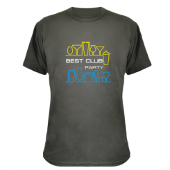 Купити Камуфляжна футболка Best Party Club