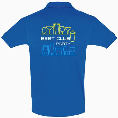 Купити Футболка Поло Best Party Club