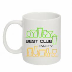 Купити Кружка 320ml Best Party Club