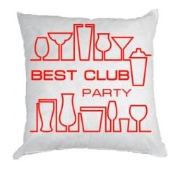 Купити Подушка Best Party Club