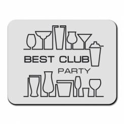 Купити Килимок для миші Best Party Club