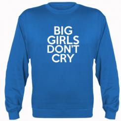 Реглан Big girls don't cry