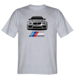 Футболка BMW M Power Car