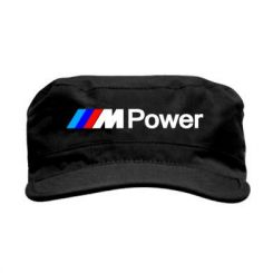 Кепка мілітарі BMW M Power logo