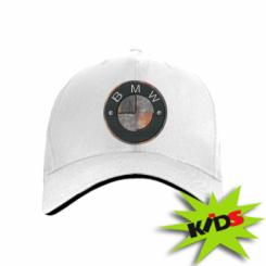 Дитяча кепка BMW Steel Logo