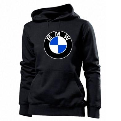 Купити Толстовка жіноча BMW