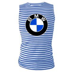 Купити Майка-тільняшка BMW