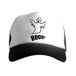 Купити Кепка-тракер Booo!
