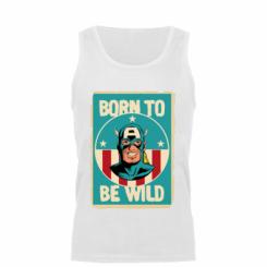 Майка чоловіча Born to be Wild
