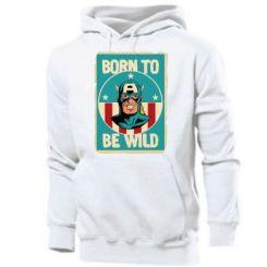Толстовка Born to be Wild