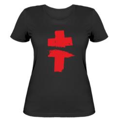 Купити Жіноча футболка Brutto