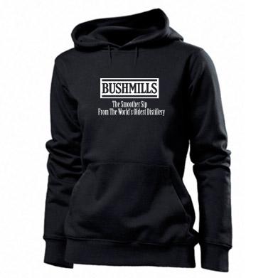 Толстовка жіноча Old Bushmills Brand
