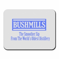 Килимок для миші Old Bushmills Brand