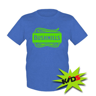 Дитяча футболка Bushmills