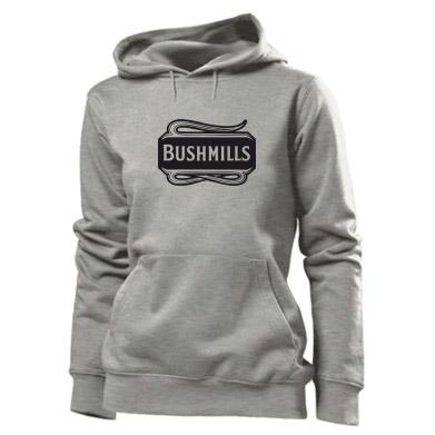 Толстовка жіноча Bushmills