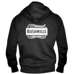 Чоловіча толстовка на блискавці Bushmills