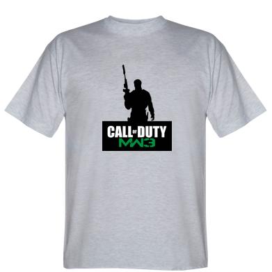 Футболка Call Of Duty Modern Warfare 3