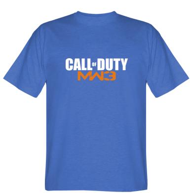 Футболка Call Of Duty 3 МВт