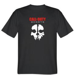 Футболка Call of Duty Ghosts