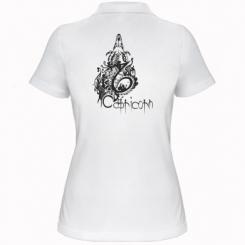 Купити Жіноча футболка поло Capricorn (Козеріг)