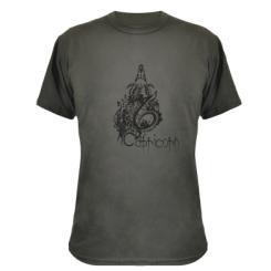Купити Камуфляжна футболка Capricorn (Козеріг)