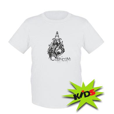 Купити Дитяча футболка Capricorn (Козеріг)