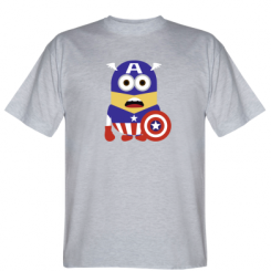 Футболка Captain America Minion