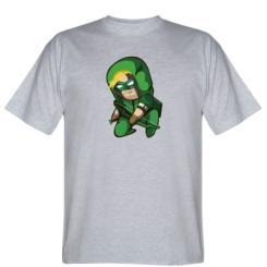 Футболка Cartoon Green Arrow