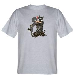 Футболка Catwoman and Batman