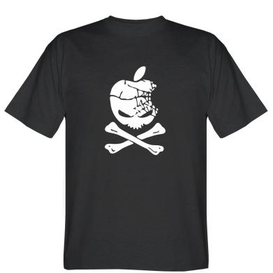 Футболка Череп Apple