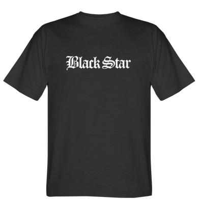 Футболка Чорна зірка