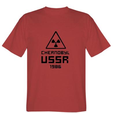 Футболка Chernobyl USSR