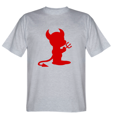 Футболка Чертик FreeBSD