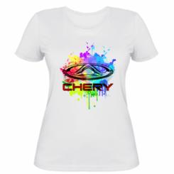Жіноча футболка Chery Art