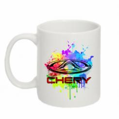 Кружка 320ml Chery Art