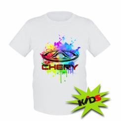 Дитяча футболка Chery Art