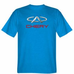 Купити Футболка Chery Logo