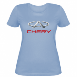 Купити Жіноча футболка Chery Logo