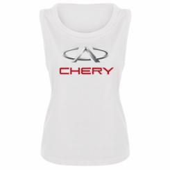 Купити Майка жіноча Chery Logo