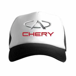 Купити Кепка-тракер Chery Logo